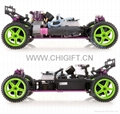HSP 94106 1/10 Nitro RC BUGGY  2