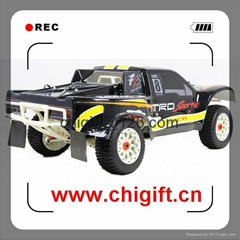 1/5 SCALE GAS Truck RC  BAJA 5T with 29cc Engine