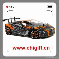HSP RC DRIFT Car 1/10 Flying Fish Electric Radio Control Drifter Car