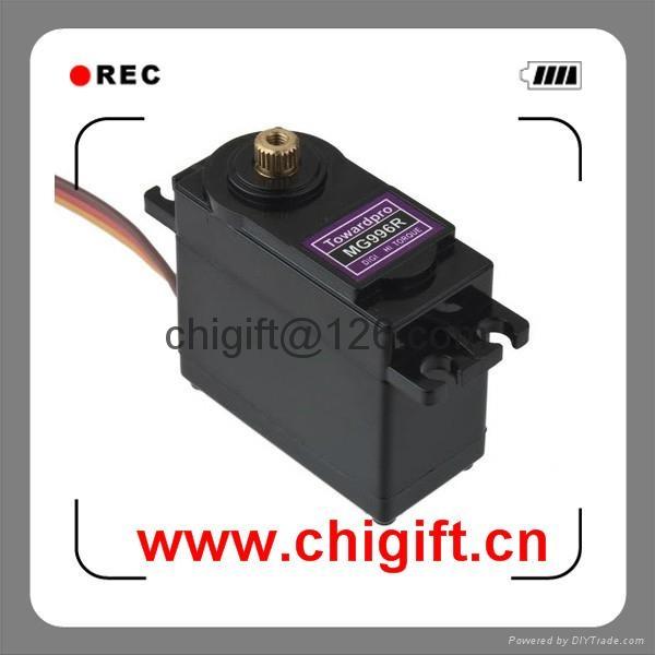 10kg servo motor mg946r high torque metal gear servo for Servo motor high torque