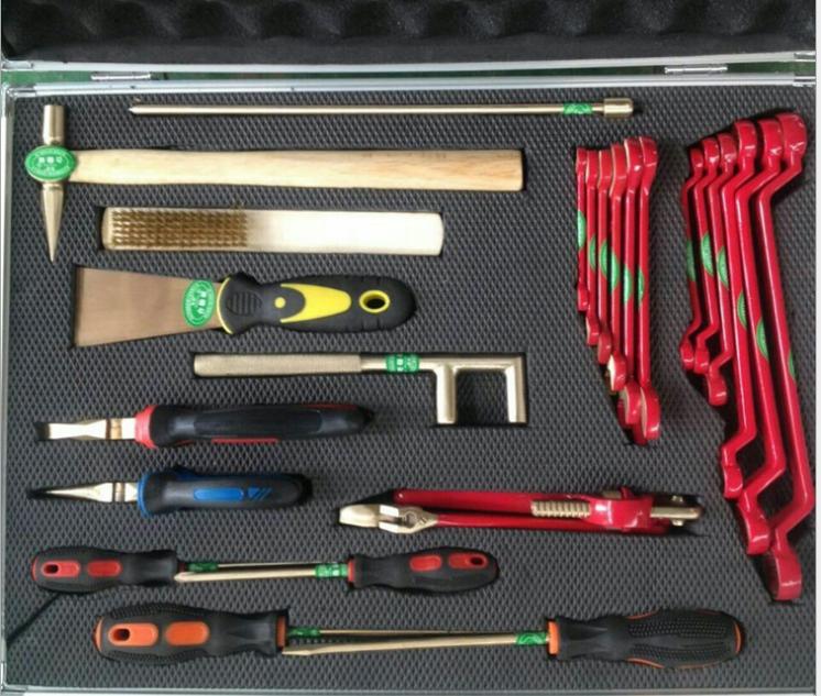 防爆計量工具箱 5