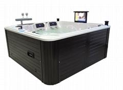 Aquality Jacuzzi Whrilpool Spa Tub Hot Pool Spa Outdoor Spa