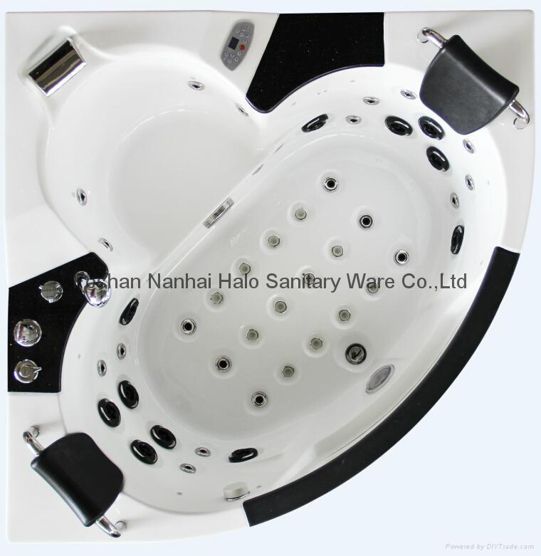 Luxury Spa Bathtub Whirlpool Bathtub Indoor Spa Mini Spa Tub - HL ...