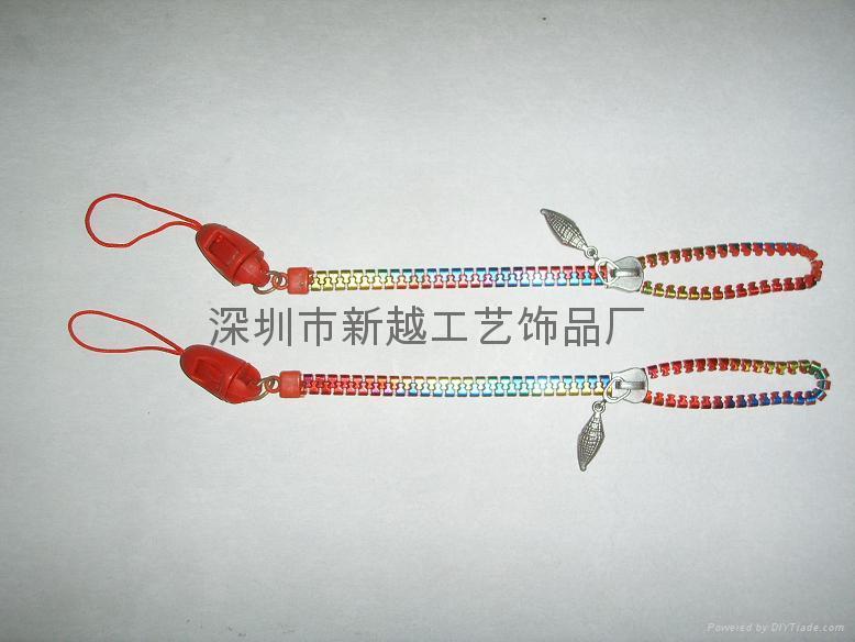 拉鍊手機挂繩 3