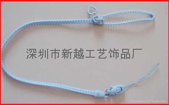 拉鍊手機挂繩 4