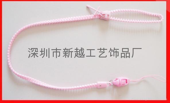 拉鍊手機挂繩 2