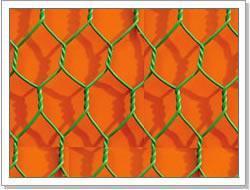 Hexagonal wire mesh  2