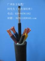 电动葫芦用橡套软电缆图