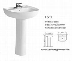 Pedestal wash basin suppliers
