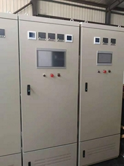 Electric Resistance Heated Hot-Dip Galvanizing Furnace with Radiant Wall