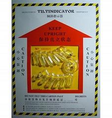 patent tiltindicator tiltwatch label