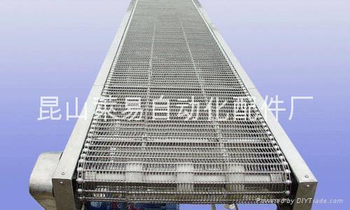 不锈钢网带线 2