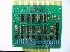 環球插件機電路板卡16DC卡