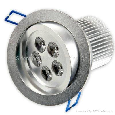5W 筒燈 1