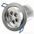 5*1W high power led ceiling light