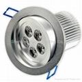 5*1W high power led ceiling light