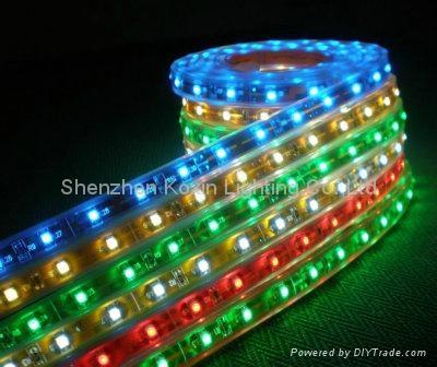 SMD5050 150顆燈一卷的柔性軟光條 5