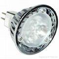 大功率LED3*1W调光射灯 2
