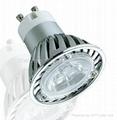 大功率LED3*1W调光射灯 4
