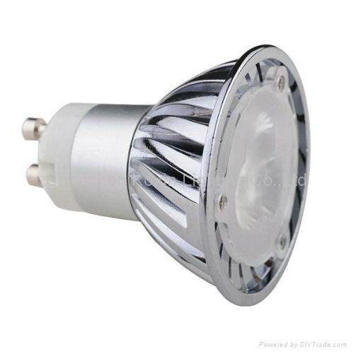 大功率LED3*1W調光射燈 5