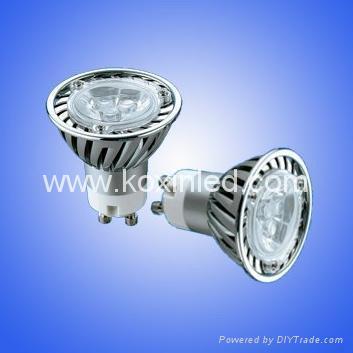 3x1W可控硅调光射灯 2