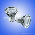 3x1W可控硅調光射燈 2