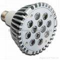 PAR38 12W high power led lamp