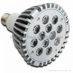 PAR38 12W high power led lamp