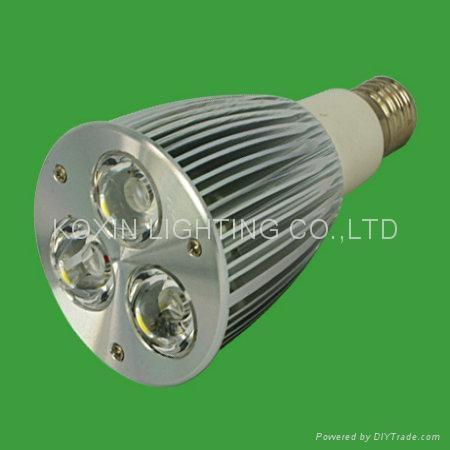 調光3*2W大功率射燈 3
