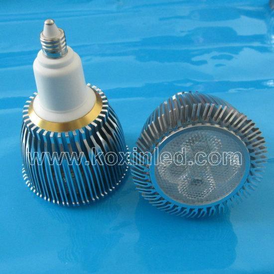 GU10 PAR20 5*2W power led par lamp 5