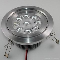 9W 筒燈