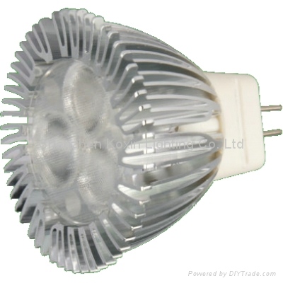 大功率LED射灯 1
