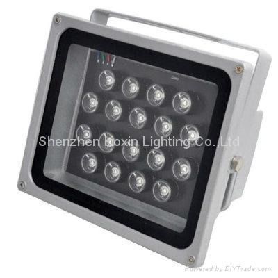 Outdoor lighting IP65 High power 20w led flood light 2