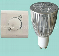 大功率LED调光射灯