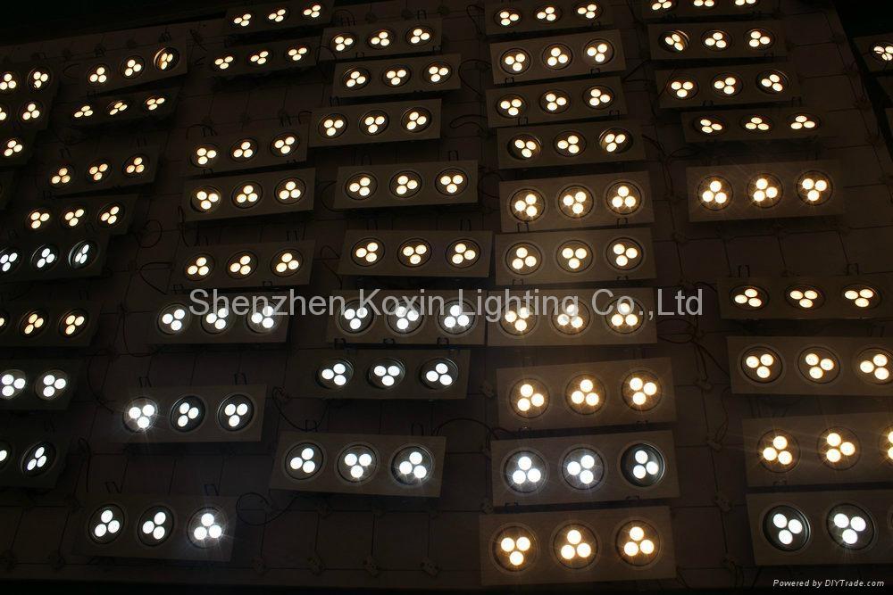 3W 筒燈 2