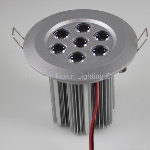 5W 筒燈 5