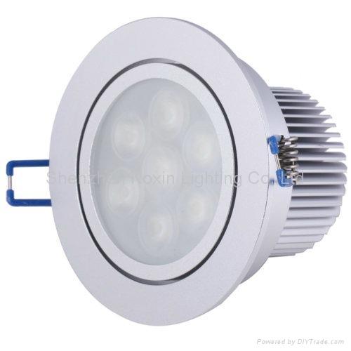 7W筒燈 1