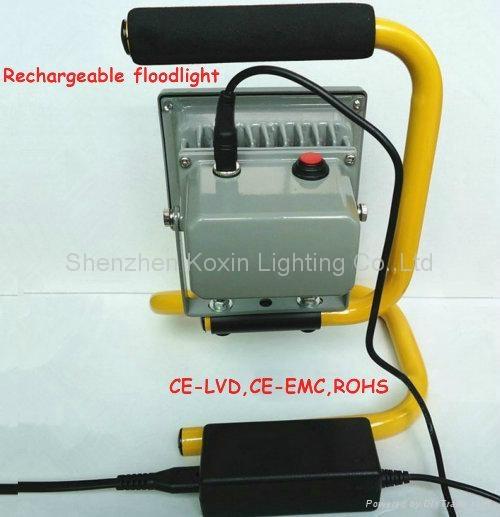 10W PIR high power Cree LED floodlight wall light spotlight projetor downlight  3