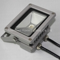 10W RGB led projector with external controller 2
