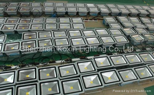 20W single colour led projector light white led floodlights 4