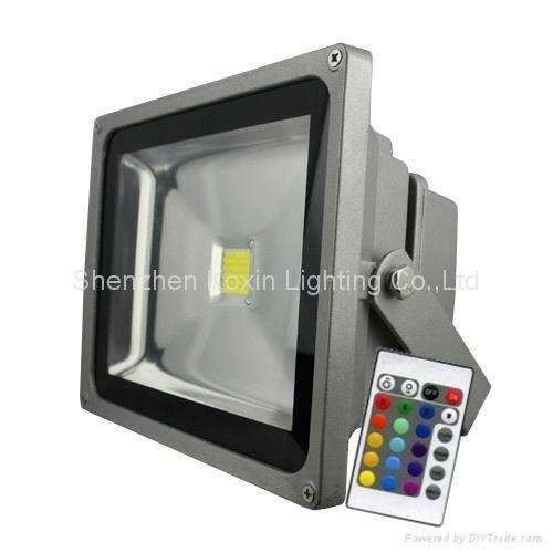60W RGB泛光灯 2