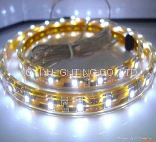 240顆燈每米的軟光條 3