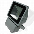 High power 80W cree xpe led flood light/projector