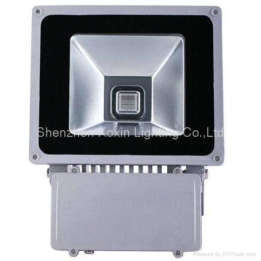 High power 80W cree xpe led flood light/projector 4