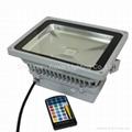 30W RGB LED Floodlight led projector led