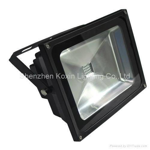 50w LED 泛光灯美国CREE 芯片CE/RoHS 认证 1