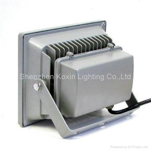 50w LED 泛光灯美国CREE 芯片CE/RoHS 认证 5