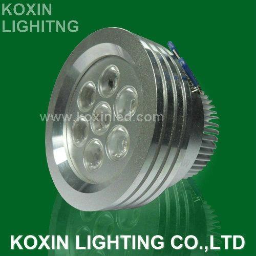12*1W led筒灯 4