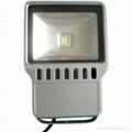 高流明CREE 100瓦泛光灯可以取代350瓦金卤灯 2
