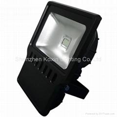 科瑞120瓦防水户外泛光灯CE ROHS认证 驱动过UL认证